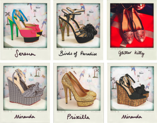 Charlotte Olympia Cruise